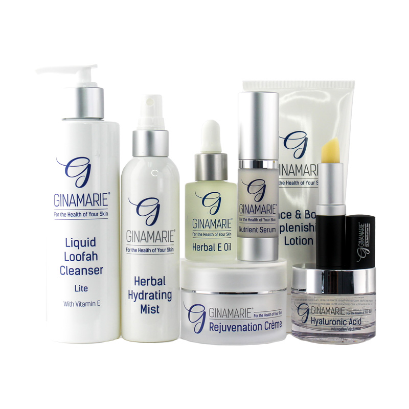 Daily Skincare Kit Lite