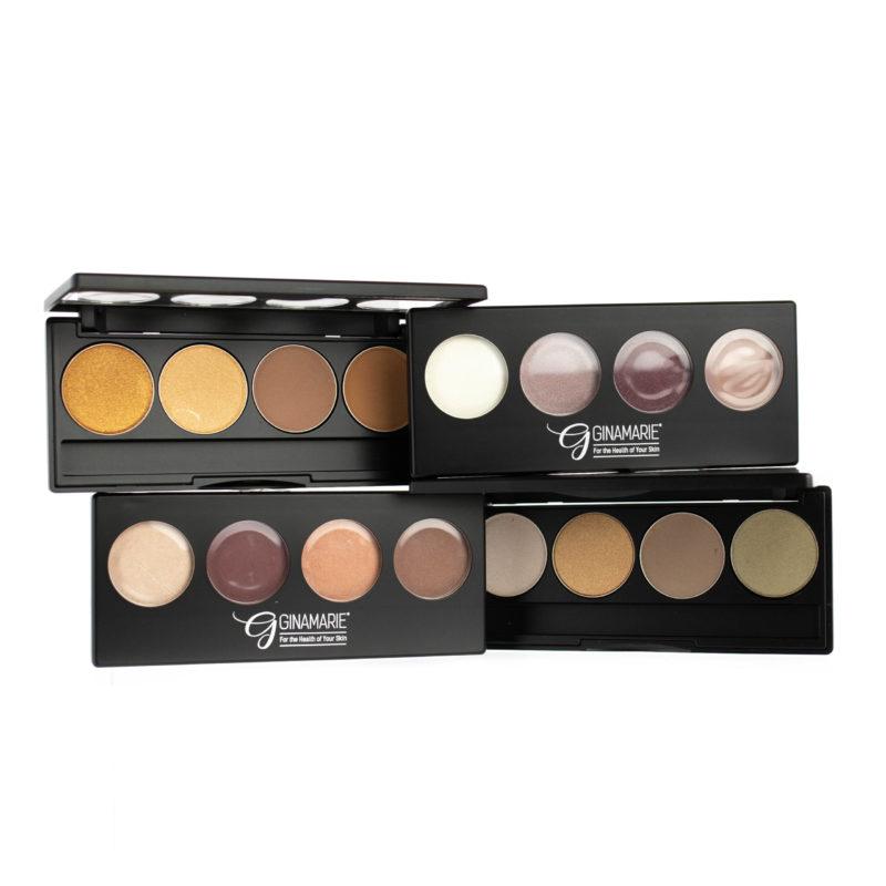 Quad Eyeshadow Palettes