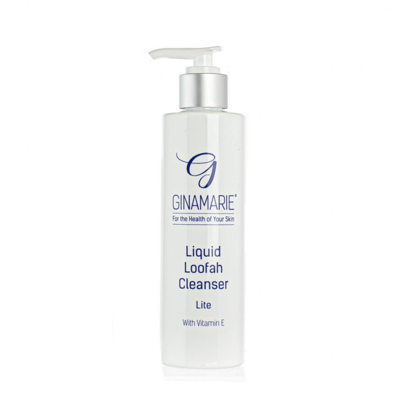 Wholesale Liquid Loofah Cleanser Lite